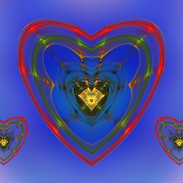 Foci#17: Inside My Heart (G1067) by barrowda