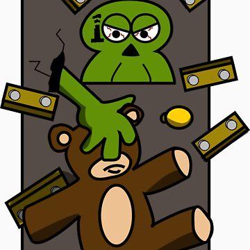 100 Zombies: Intrusion! by ByronDZero