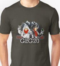 GLG20 Foreign Service Operative! Unisex T-Shirt