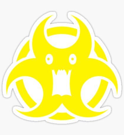 Biohazard VRS2 Sticker