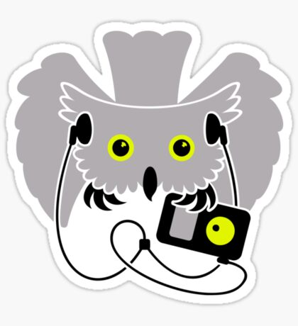Night Owl VRS2 Sticker