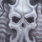 dark abyss airbrush by PJScoggins