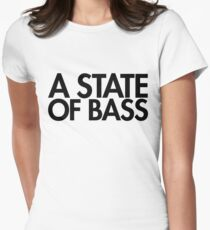 A State Of Bass (black) T-Shirt
