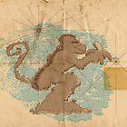 Monkey Island by sergio37