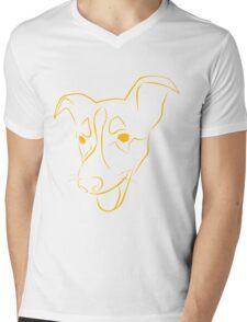 Australian Dog Mens V-Neck T-Shirt