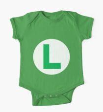 Mama Mia! It's-a Luigi! Kids Clothes