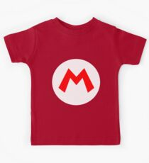 It's a Me! Mario! Kids Tee