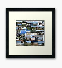 Your 2013 resolution: Keep Australia Beautiful........... Framed Print