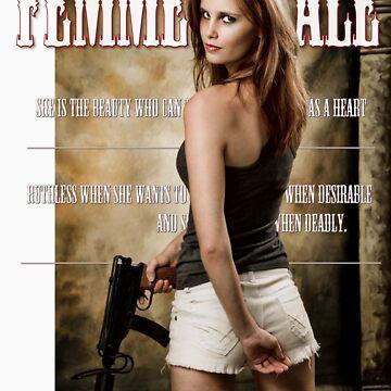 Femme Fatale II by docdoran
