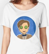 Eleventh Doctor Women's Relaxed Fit T-Shirt