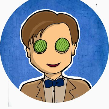 Eleventh Doctor by noviesurya