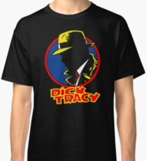 DICK TRACY PROFILE Classic T-Shirt