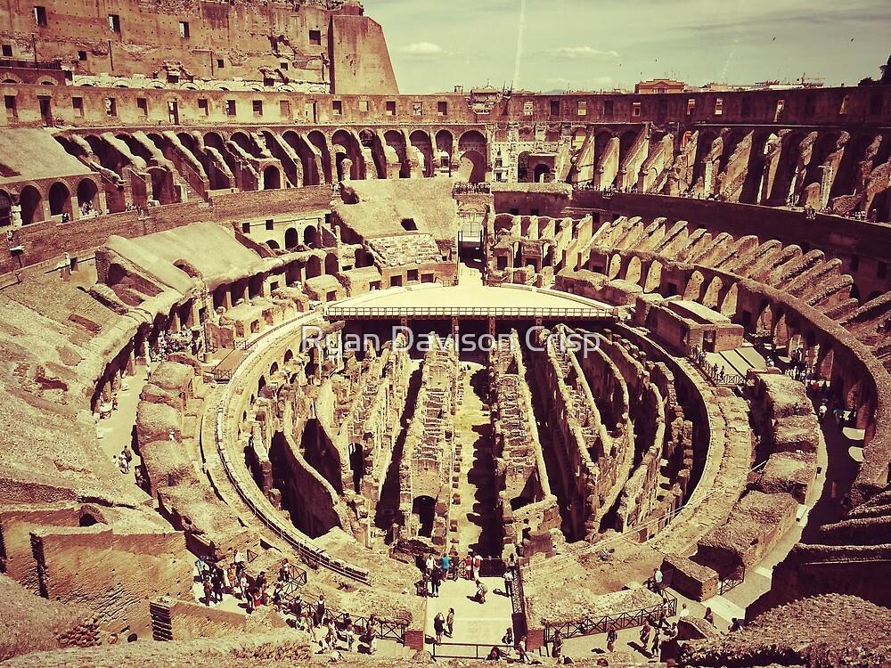 The Colosseum: an Ancient Killing Floor by Ryan Davison Crisp