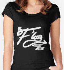 FLay - #FirstLday Women's Fitted Scoop T-Shirt