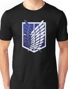 Attack On Titans Survey Corps Logo Unisex T-Shirt