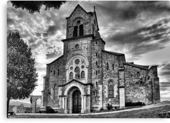 San Vicente church by vribeiro