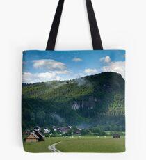 Beautiful Bohinj Valley Tote Bag