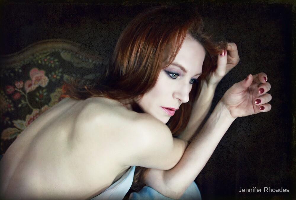 Think of Me by Jennifer Rhoades
