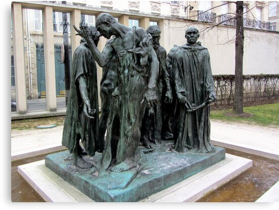 The Burghers of Calais by bubblehex08