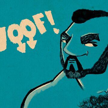 WOOF! by blackboxdesigns