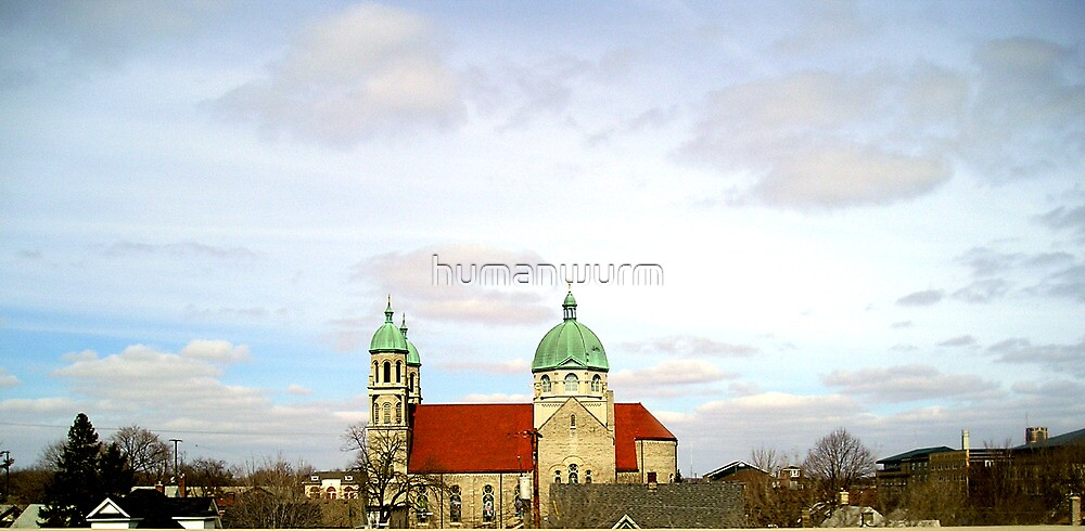 Catholic Church Photo by humanwurm