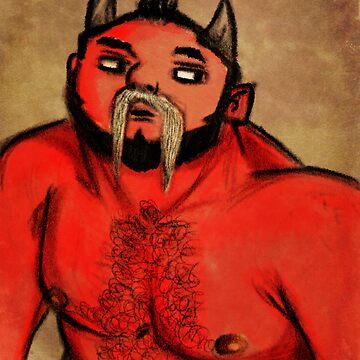 DevilMan by blackboxdesigns