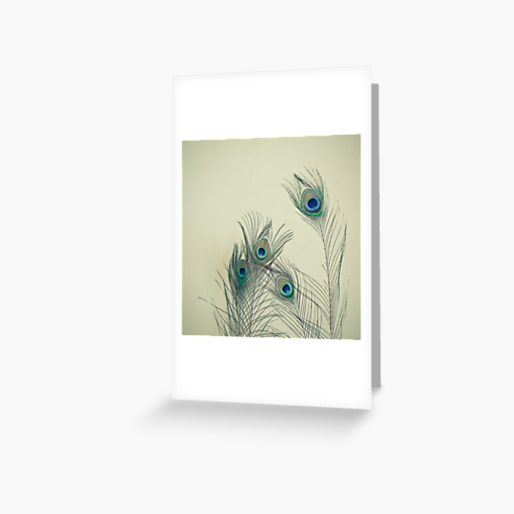 All Eyes Are on You  Greeting Card