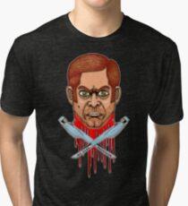 My Dark Passenger Tri-blend T-Shirt