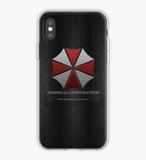 Umbrella Corporation Logo iPhone Cover iPhone Case