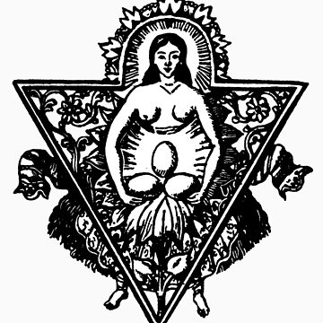 Eostre - Goddess of Regeneration by KKPeanut