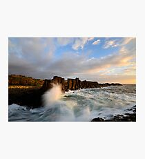 Morning Swell. Photographic Print