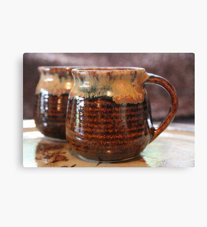 Still-life: Cup Canvas Print
