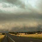 Skies are falling - Murrumbateman, NSW.  by Troy Barrett