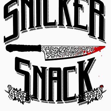 Snicker Snack by finntheraver