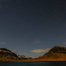 Stargazing in the Fjords  by Pippa Carvell