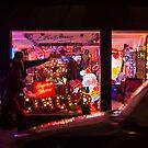 Shop Window - London by Abtin Eshraghi