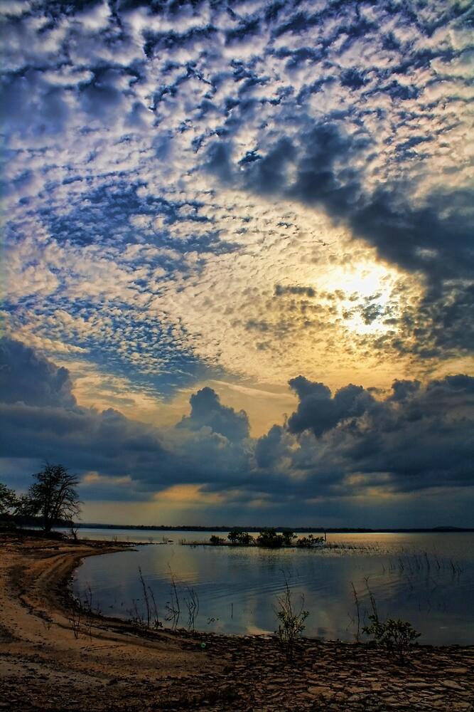 Super Sky by Carolyn  Fletcher