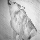 Howling Wolf by Hannah Sterry