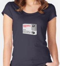Cortexiphan tablets - now available on prescription... Women's Fitted Scoop T-Shirt