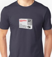 Cortexiphan tablets - now available on prescription... Unisex T-Shirt