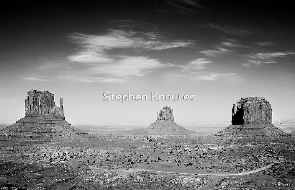 Monument Valley Utah  by Stephen Knowles