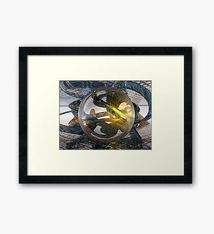 Rêverie // Catharsis Framed Print