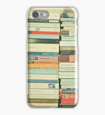 Bookworm iPhone Case/Skin