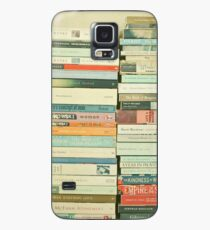 Bookworm Case/Skin for Samsung Galaxy