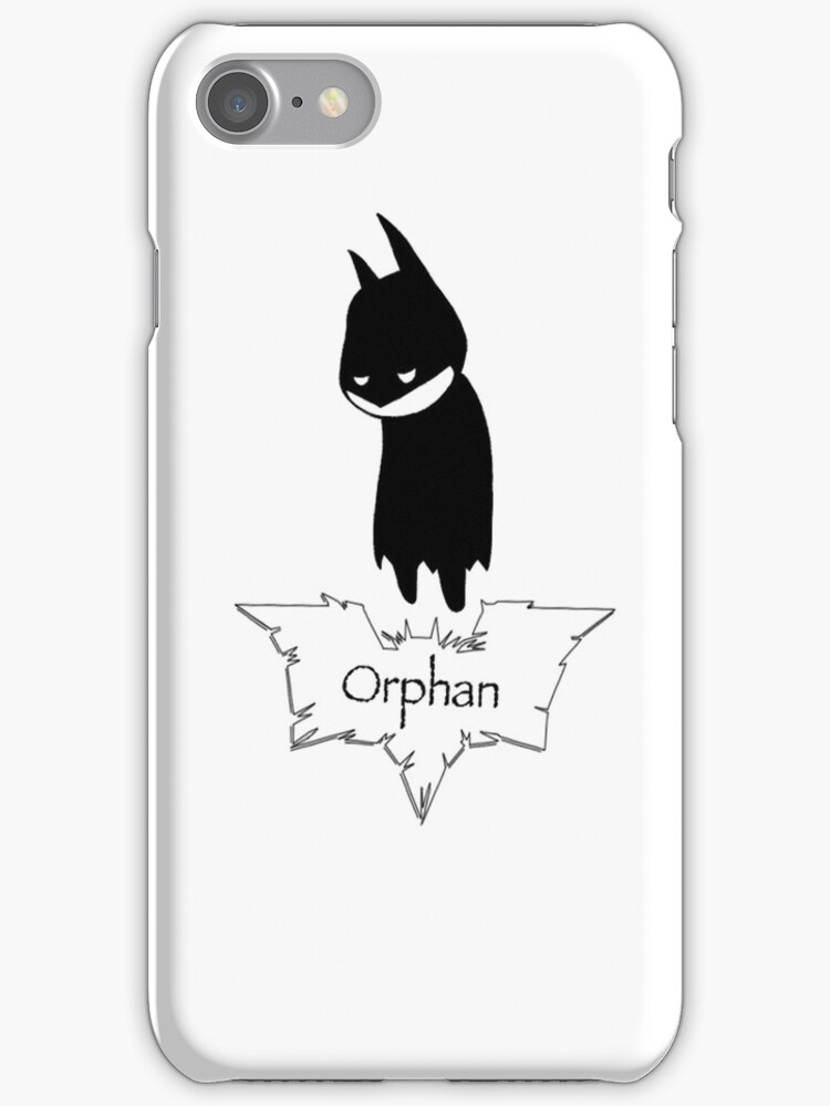 Orphan phone cover by RobStears