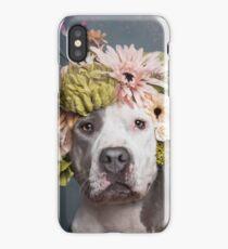 Flower Power, Pickles iPhone Case/Skin