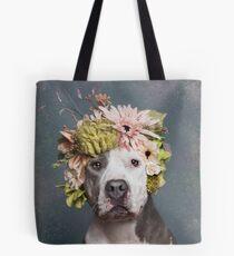 Flower Power, cornichons Tote bag
