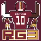 RG3 Tecmo style! by Summo13
