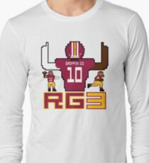 RG3 Tecmo style! Long Sleeve T-Shirt