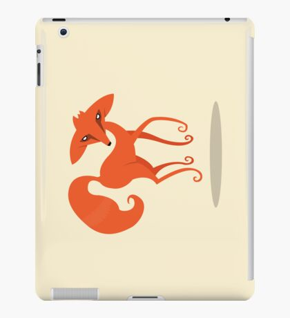 Foxprit iPad Case/Skin